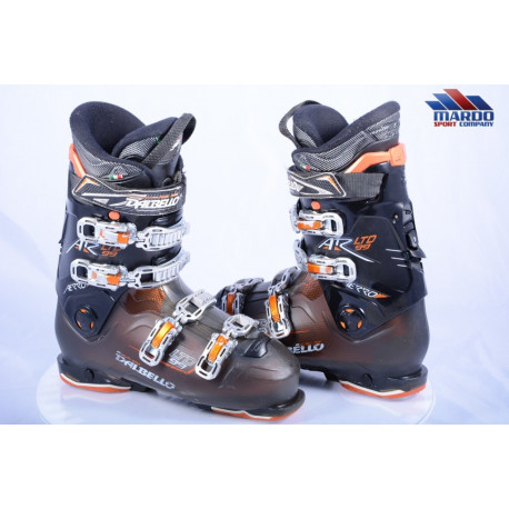 lyžiarky DALBELLO AERRO AR LTD 99 bi-injection, SKI/WALK, PWS 300, super comfort, black/orange,