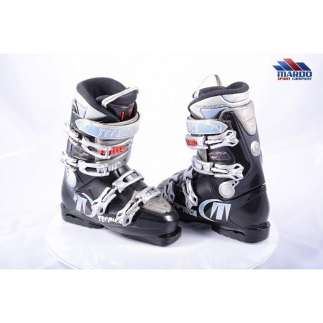 women's ski boots TECNICA ATTIVA ERT, micro, macro, LIGHTweight shell, easy fit, black