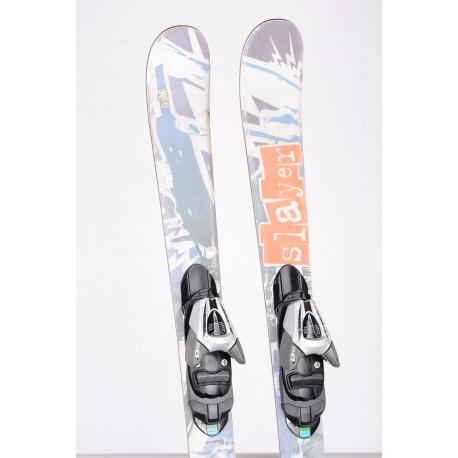 children's/junior skis DYNAMIC SLAYER guitar, FREESTYLE + Atomic Evox 7.5