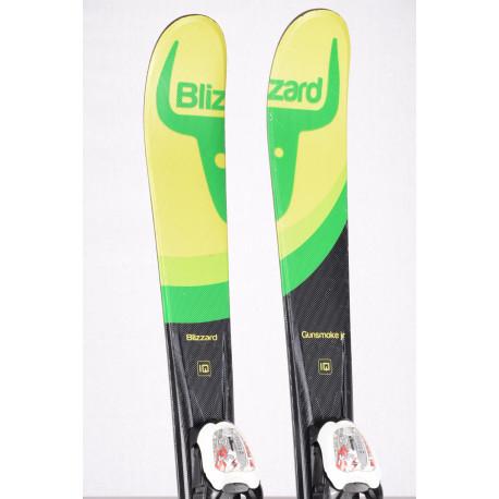 children's/junior skis BLIZZARD GUNSMOKER JR freestyle + Blizzard 4.5