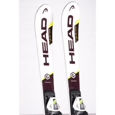 detské/juniorské lyže HEAD WORLDCUP REBELS i. GS RD TEAM, graphen, WC sandwich tech 2018 + HEAD freeflex EVO 11