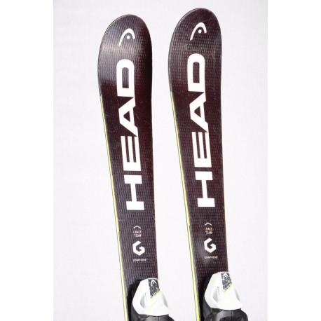 children's/junior skis Head Worldcup i.Race Team SW SLR II 2018 + Head 7.5