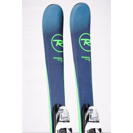 children's/junior skis ROSSIGNOL EXPERIENCE PRO 2020 + Look Xpress 7 ( TOP condition )