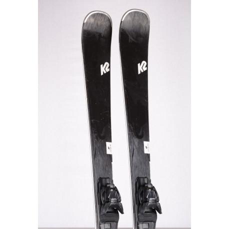 dámske lyže K2 ANTHEM 76 2020, BIO IKONIC, CATCH free rocker + Marker M2 10 ( TOP stav )