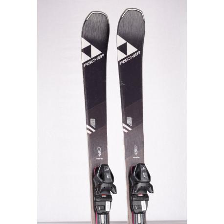 women's skis FISCHER MY TURN 73 2020, SUPERLITE, Light woodcore + Fischer RS 9