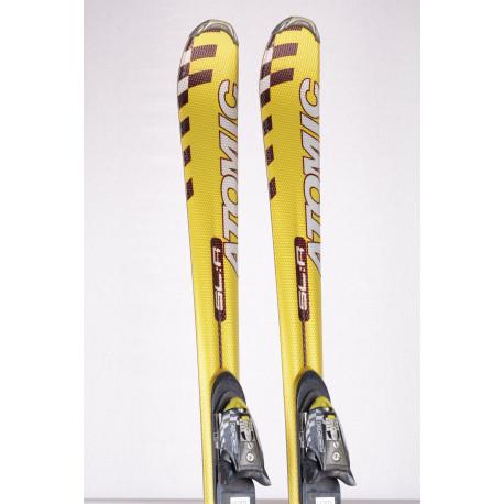 skis ATOMIC SL:R AEROSPEED + Atomic RACE 310