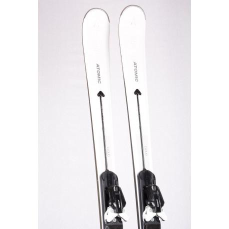 dámske lyže ATOMIC CLOUD 12 SERVOTEC 2020, LIGHT woodcore, titanium + Atomic X 12 TL