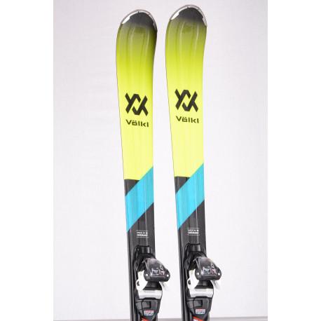 skis VOLKL DEACON PRIME FDT 2020, Tip rocker, FULL sensor woodcore + Marker FDT 10 ( TOP condition )