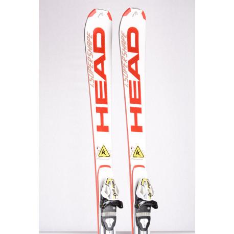 skis HEAD i.SUPERSHAPE KERS, WC sandwich tech + Head PRO 11 FF