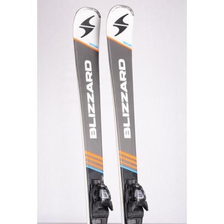 skis BLIZZARD WCR 2018, ANTHRACIDE/white, RACE carver + Marker TLT 10