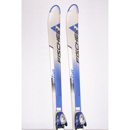 skis FISCHER VC150 POWER CORE, PLASMA EDGE + Fischer F10