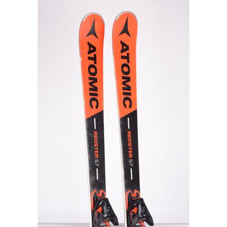 skis ATOMIC REDSTER S7 2019 woodcore, titanium + Atomic FT 12