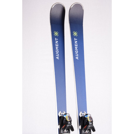 skis AUGMENT SC 2019 ON PISTE, HANDCRAFTED AUT, woodcore, titanium + Look NX 12 ( used ONCE )