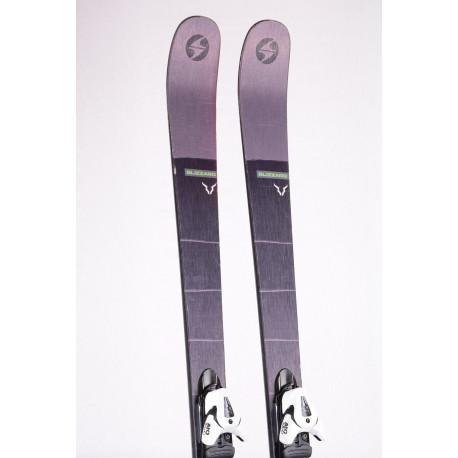 skis BLIZZARD BRAHMA 82 FLIP CORE 2020, Woodcore, Carbon + Atomic FFG 12