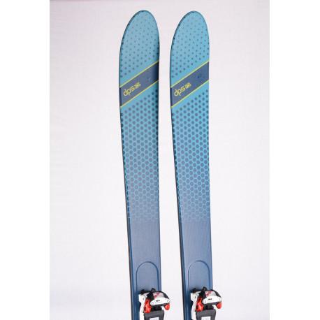 skialp freeride lyže DPS ALCHEMIST 106 FULL CARBON 2020 + Marker Tour 10 ( 1x použité )
