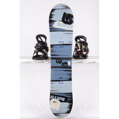 snowboard BURTON PROGRESSION LTR STREAK, BLUE/black, WOODCORE, sidewall, CAMBER/flat ( TOP stav )