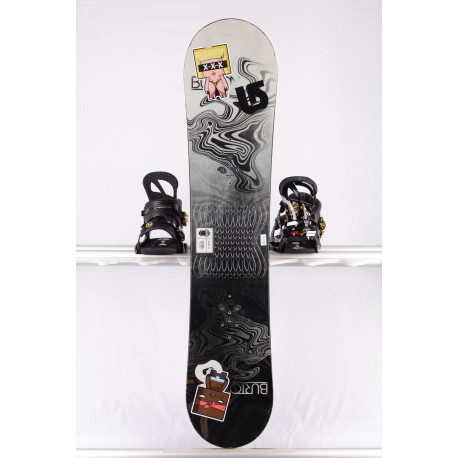 detský/juniorský snowboard BURTON PROGRESSION LTR, GREY/black, WOODCORE, sidewall, CAMBER