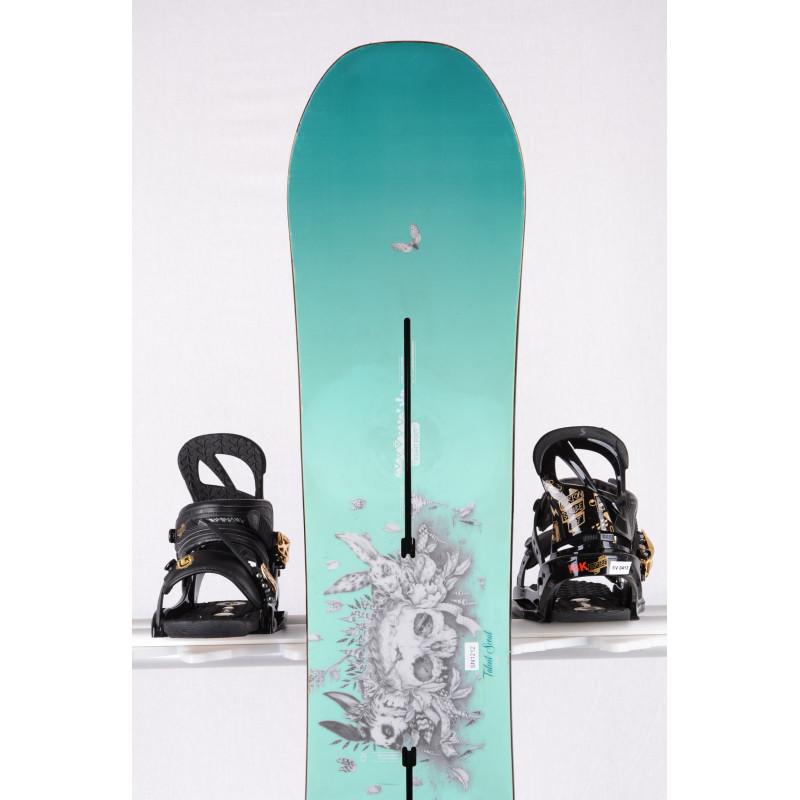 dámsky snowboard BURTON TALENT SCOUT, WOODCORE, SIDEWALL, The channel, Purepop CAMBER ( TOP stav )