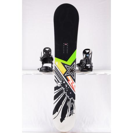 snowboard VOLKL IMPRESS SQD, WOODCORE, CARBON, ARAMID, sidewall, CAMBER