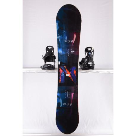 snowboard NITRO PRIME OVERLAY 2020, WOODCORE, sidewall, FLATout ROCKER ( TOP stav )
