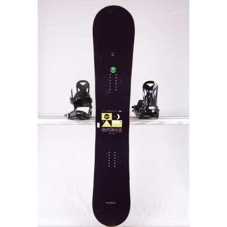 dámsky snowboard ROXY EMINENCE, C2 BTX, BLACK, WOODCORE, sidewall, HYBRID/rocker