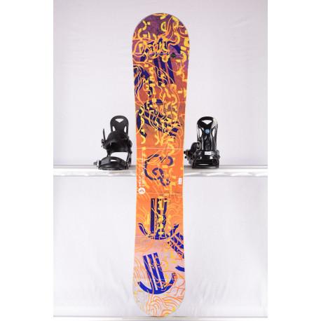 dámsky snowboard ROXY EMINENCE, C2 BTX, ORANGE, WOODCORE, sidewall, HYBRID/rocker