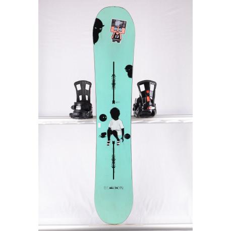 snowboard BURTON DEJA VU RESTRICTED, WOODCORE, sidewall, CAMBER