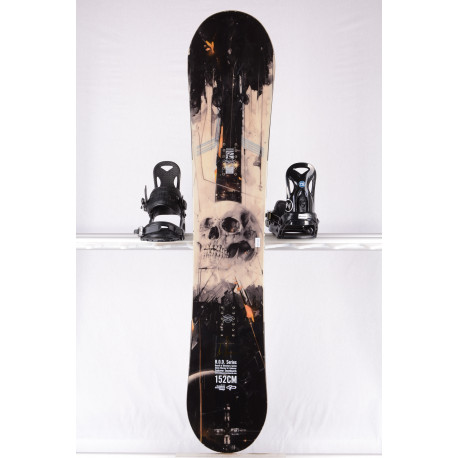 deska snowboardowa ENDEAVOR B.O.D, WOODCORE, carbon, basalt, sidewall, FLAT/camber