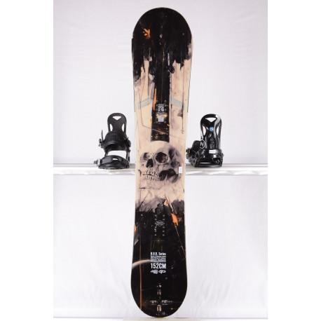 tabla snowboard ENDEAVOR B.O.D, WOODCORE, carbon, basalt, sidewall, FLAT/camber