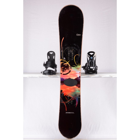 dámsky snowboard NEVER SUMMER LOTUS, WOODCORE, sidewall, CAMBER