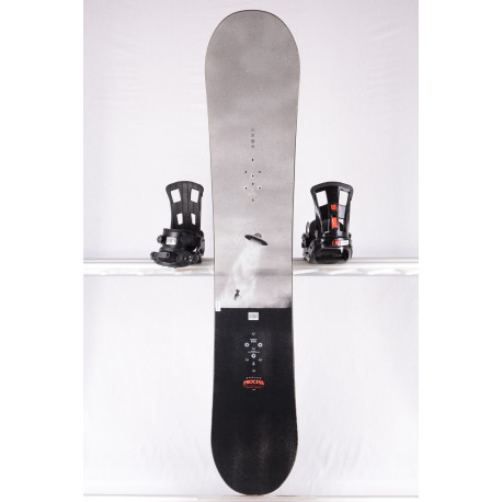 snowboard BURTON PROCESS EXPERIENCE 2020, GREY/black, woodcore, CAMBER ( TOP stav )