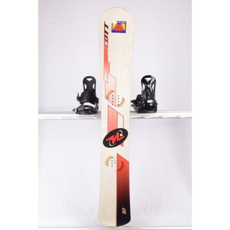 snowboard SCOTT STRIKE RACING, WOODCORE, Raceboard, CAMBER ( TOP stav )