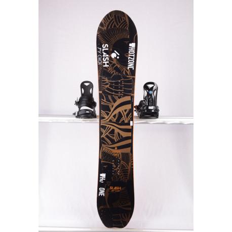snowboard SLASH BY GIGI STRAIGHT, WOODCORE, kevlar, carbon, sidewall, HYBRID/camber ( TOP stav )