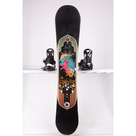 snowboard K2 FASTPLANT, BLACK/panther, WOODCORE, carbon, sidewall, FLAT/rocker ( TOP stav )
