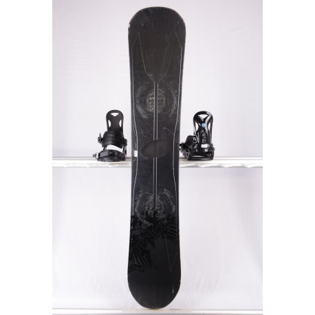 snowboard F2 FTWO ELIMINATOR, SILVER, WOODCORE, sidewall, CAMBER