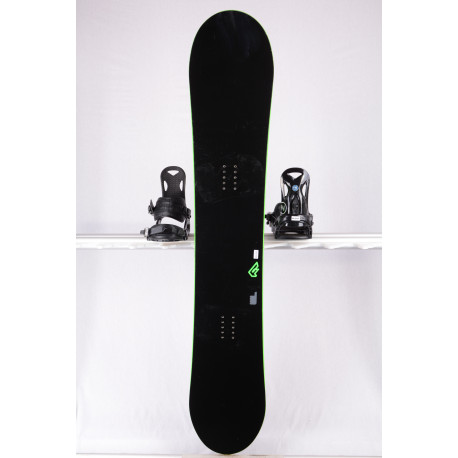 Snowboard FANATIC UN-LTD, HONEYCOMB inside, WOODCORE, sidewall, CAMBER ( TOP Zustand )