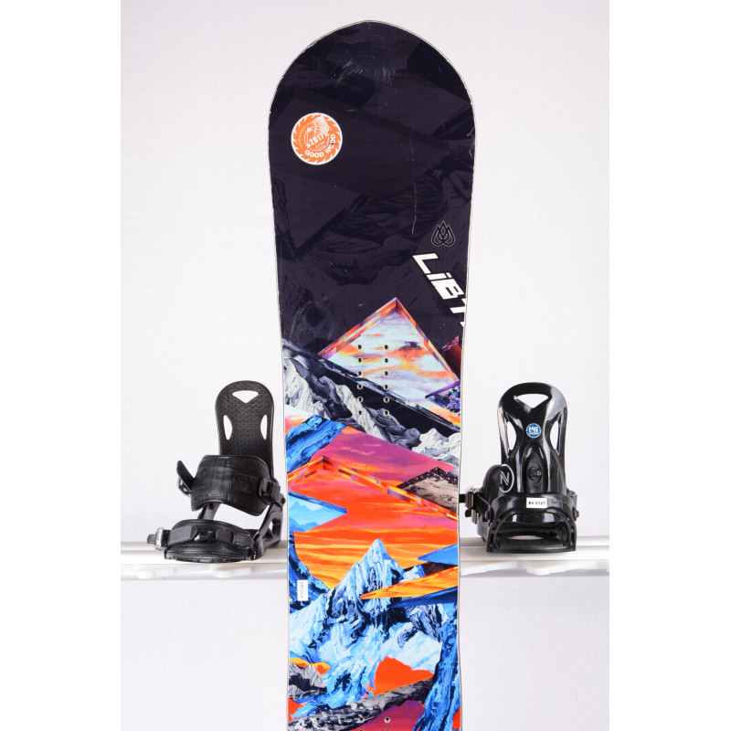 snowboard LIB TECH T.RICE PRO HP C2 BTX WIDE, BLACK/red, WOODCORE, sidewall, HYBRID/rocker ( TOP stav )