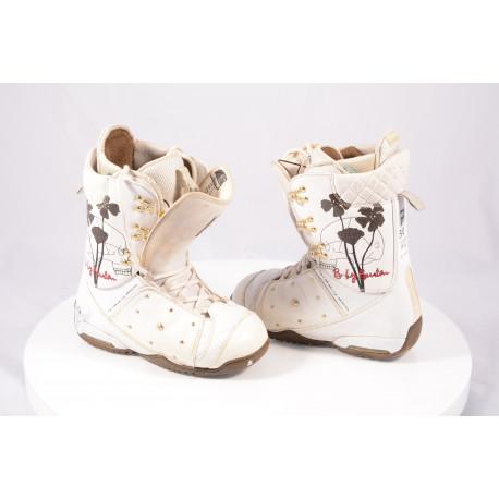 snowboardové topánky BURTON WOMENS MODERN, White