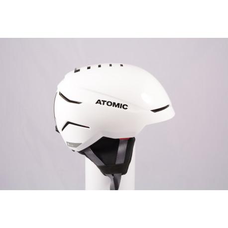 Skihelm/Snowboard Helm ATOMIC SAVOR 2019, WHITE/grey, Air ventilation, einstellbar ( TOP Zustand )
