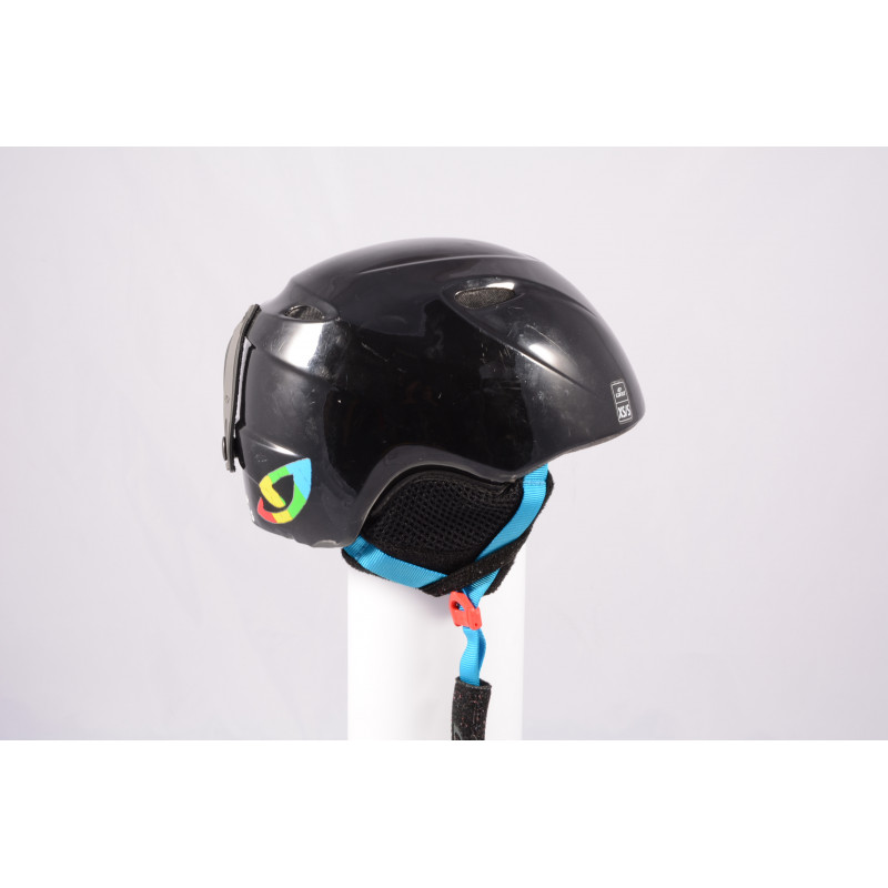 lyžiarska/snowboardová helma GIRO SLINGSHOT, Black, einstellbar ( TOP stav )