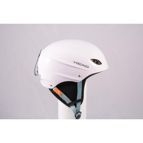 Skihelm/Snowboard Helm HEAD 2020 WHITE/blue, einstellbar ( TOP Zustand )