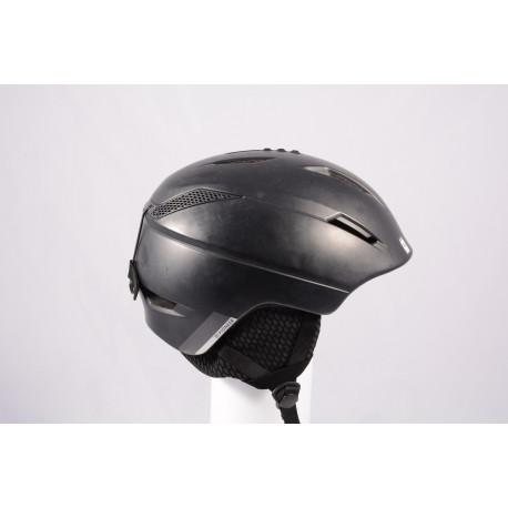 ski/snowboard helmet SALOMON PIONEER MIPS 2020, BLACK, Air ventilation, adjustable ( TOP condition )