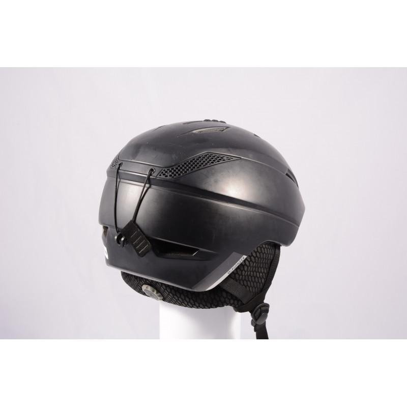 lyžařská/snowboardová helma SALOMON PIONEER MIPS 2020, BLACK, Air ventilation, nastavitelná