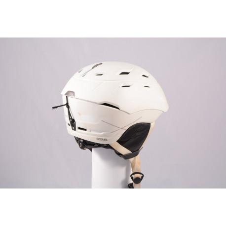 lyžařská/snowboardová helma SMITH SEQUEL 2019, White, Air ventilation, nastavitelná