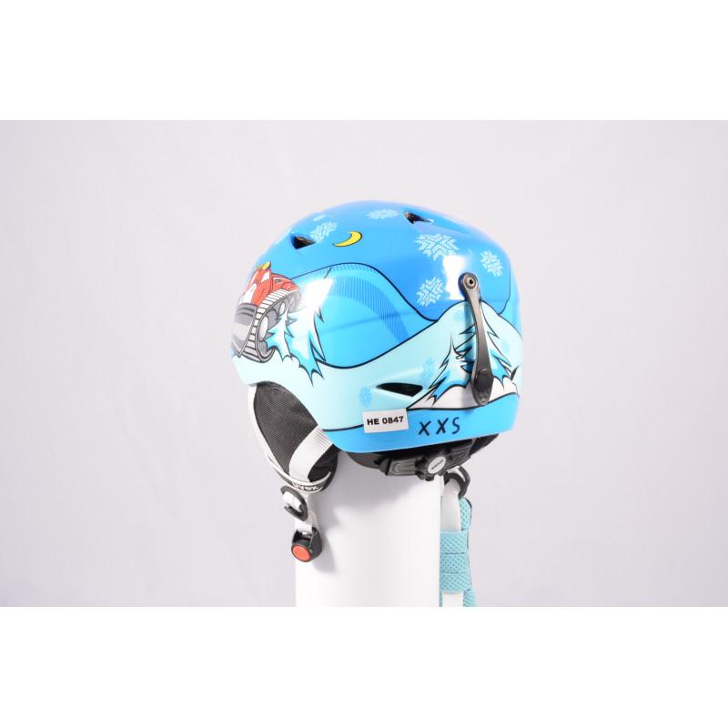 lyžiarska/snowboardová helma UVEX AIRWING 2, 2020, Blue, einstellbar ( ako NOVÁ )