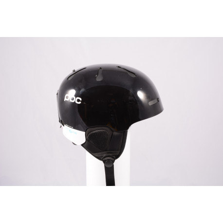 nová lyžiarska/snowboardová helma POC AURIC CUT BC SPIN 2020, Black, Air ventilation, einstellbar, Recco ( NOVÁ )