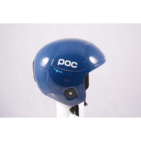 nová lyžiarska/snowboardová helma POC SKULL ORBIC X SPIN 2020 Lead Blue, POC SPIN ( NOVÁ )