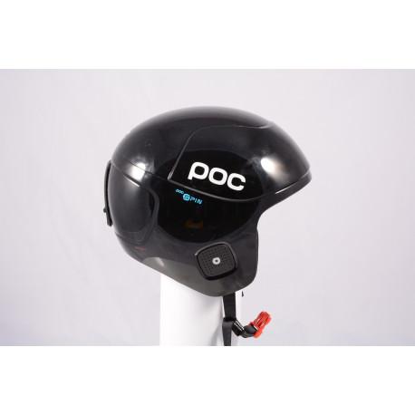 nová lyžiarska/snowboardová helma POC SKULL ORBIC X SPIN 2020, Black, FIS ( NOVÁ )