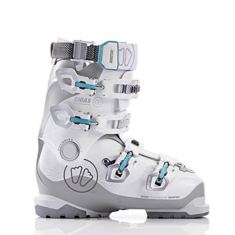 nové dámske lyžiarky SIDAS SALOMON S-PRO W 90, Full Thermo, Oversized pivot, Dynamic power strap, micro, macro ( NOVÉ )