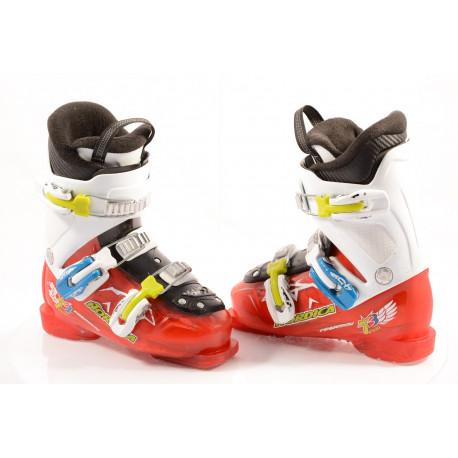 detské/juniorské lyžiarky NORDICA FIREARROW TEAM 3, THINSULATE ( TOP stav )